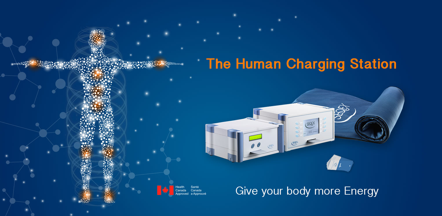 The Human Charging Station - By Seqex