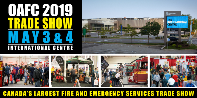 2019 Ontario Association of Fire Chief Show